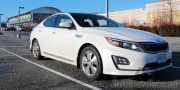 214 Kia Optima Exterior Front Side Parking2