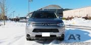 2014 Mitsubishi Outlander Exterior Front