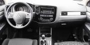 2014 Mitsubishi Outlander Interior Dash