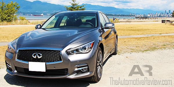 2015 Infiniti Q50 AWD Review | The Automotive Review