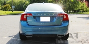 2015 Volvo S60 T5 Exterior Body Rear