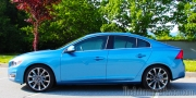 2015 Volvo S60 T5 Exterior Body Side