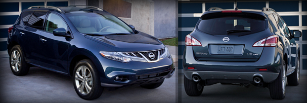 2013 nissan murano le platinum edition the automotive review. Black Bedroom Furniture Sets. Home Design Ideas