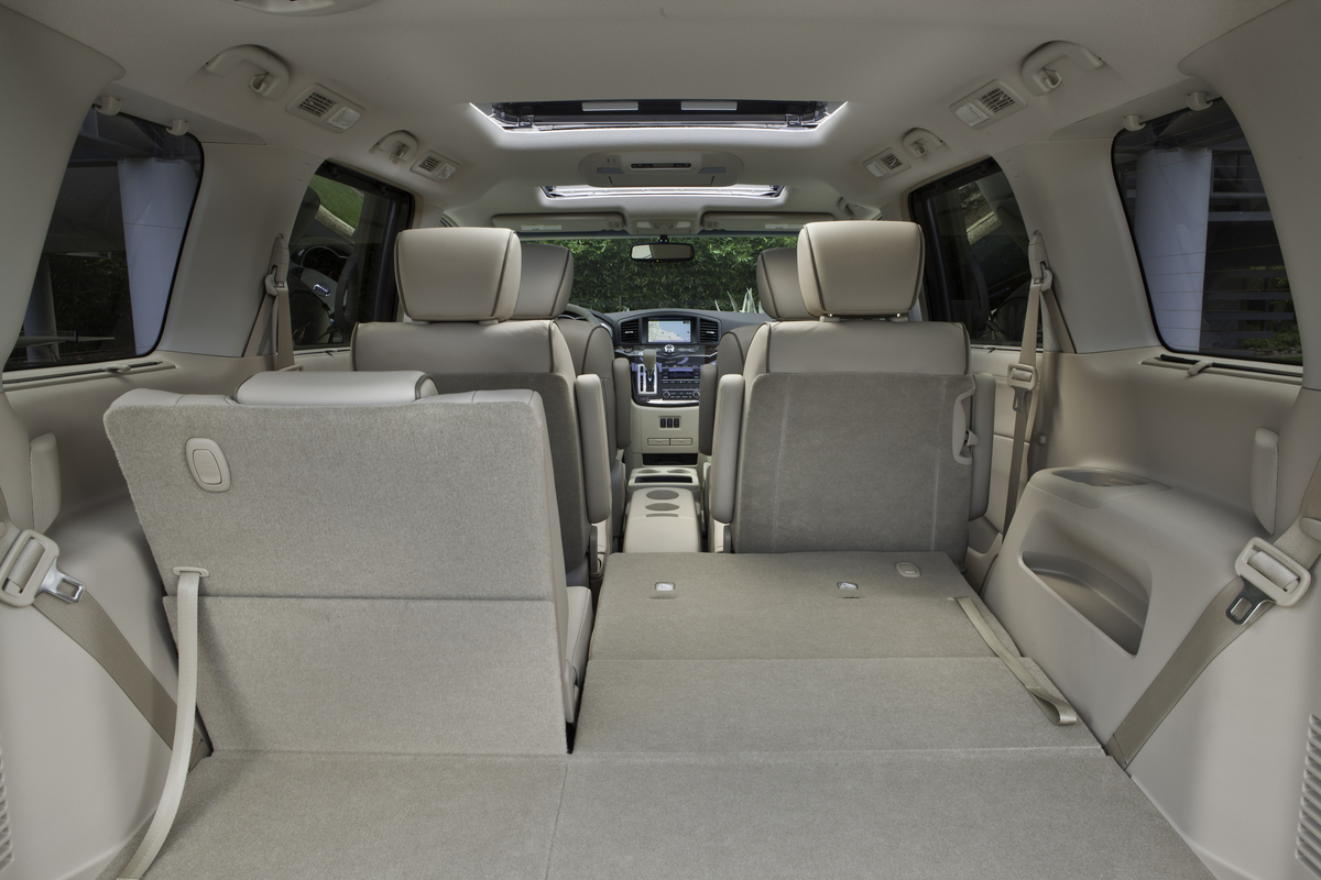 Nissan Quest Interior 2017 2018 Best Cars Reviews