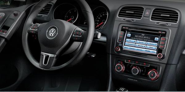 2013 Volkswagen Golf Wagon Interior