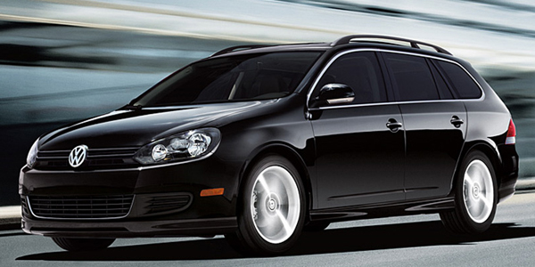2013 Volkswagen Golf Wagon | The Automotive Review