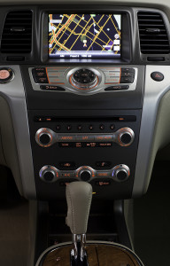 2013 Nissan Murano LE Platinum Edition Interior