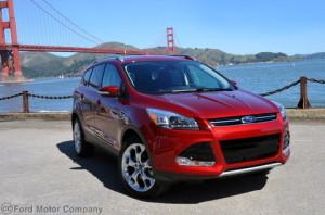 2013 Ford Escape Exterior Front