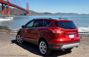 2013 Ford Escape Exterior Rear