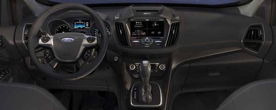 2013 Ford Escape Interior Dash