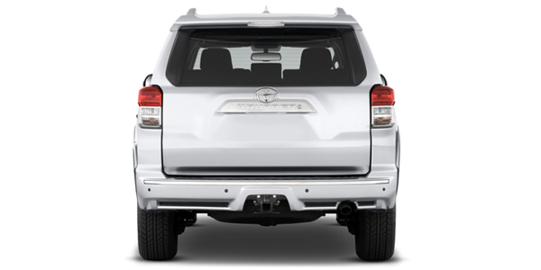 2013 Toyota 4Runner Exterior Rear