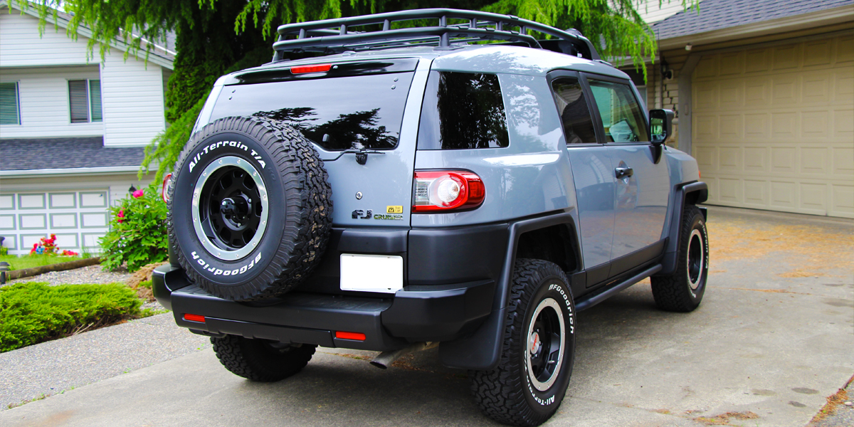 2013 Toyota Fj Cruiser The Automotive Review
