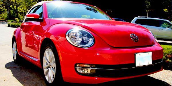 2013 Volkswagen Beetle Convertible Exterior