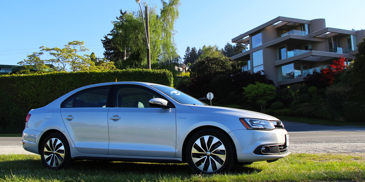 2013 Vw Jetta Turbo Hybrid The Automotive Review