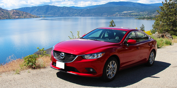 2013 Mazda 6 Exterior Front