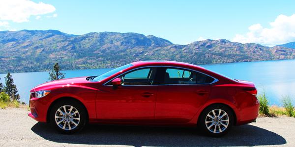 2013 Mazda 6 Exterior Side