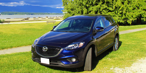 2013 mazda cx 9 review the automotive review. Black Bedroom Furniture Sets. Home Design Ideas