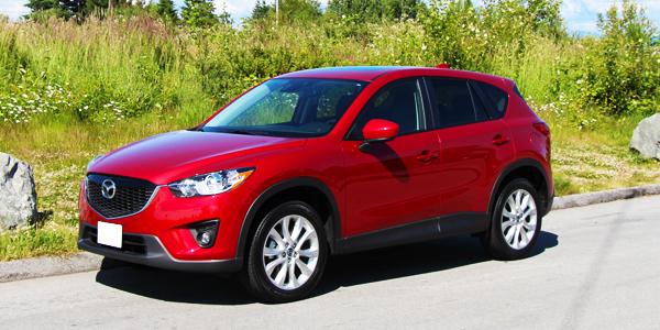 2014 Mazda CX-5 Exterior Front Outside