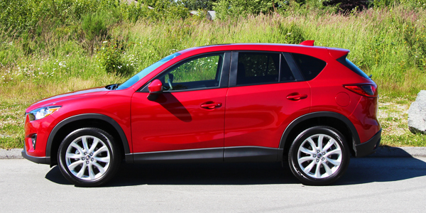2014 Mazda Cx 5 Review The Automotive Review