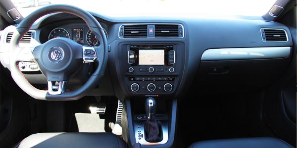 2013 Volkswagen Jetta GLI - Interior Dash