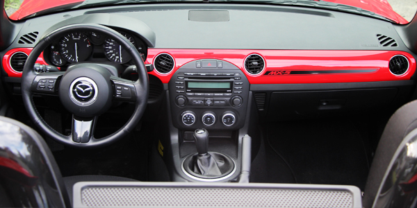 2013 Mazda MX-5 Interior
