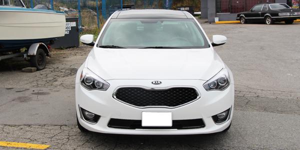 2014 Kia Cadenza Premium Exterior Front