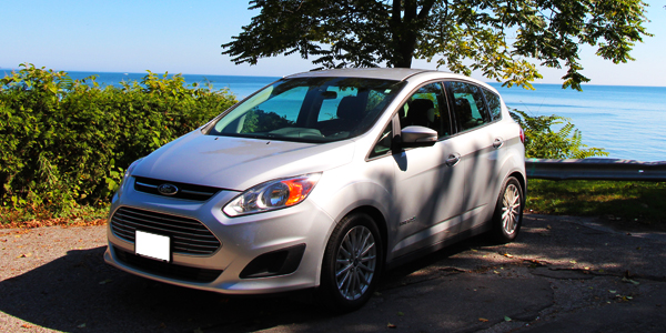 2013 Ford C-MAX Exterior Front Side
