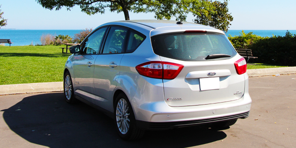 2013 Ford C-MAX Exterior Rear Side