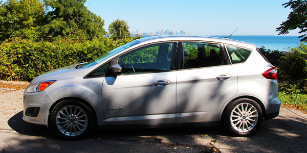 2013 Ford C-MAX Exterior Side