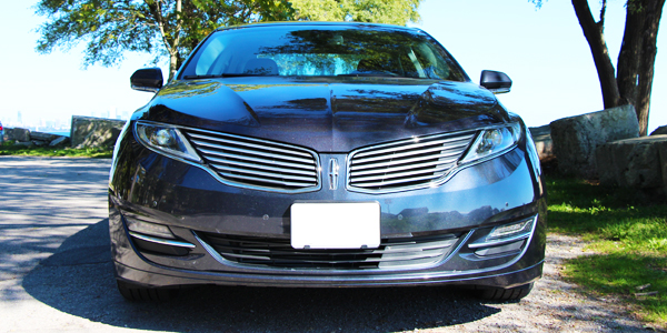 2013 Lincoln MKZ Exterior Front