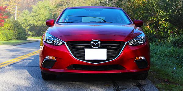 2014 Mazda 3 Exterior Front