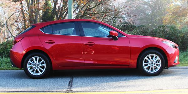 2014 Mazda 3 Exterior Side