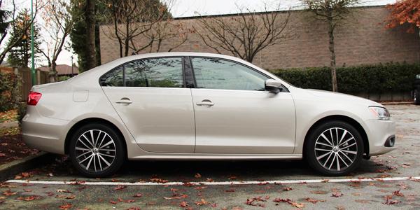 2014 Volkswagen Jetta TDI Exterior Side