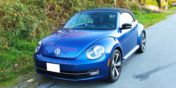 2014 Volkswagen Beetle Convertible  The Automotive Review