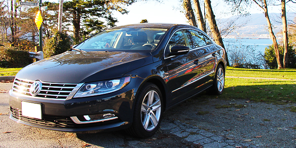 2014 volkswagen cc review the automotive review. Black Bedroom Furniture Sets. Home Design Ideas