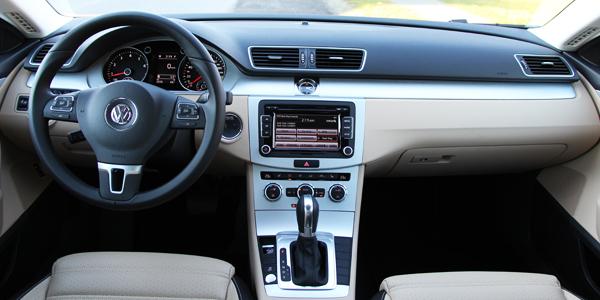 2014 Volkswagen CC Interior Dash