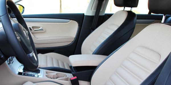 2014 Volkswagen CC Interior Seating