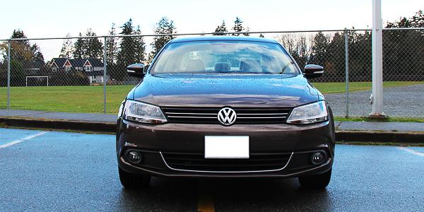 2014 Volkswagen Jetta Exterior Front
