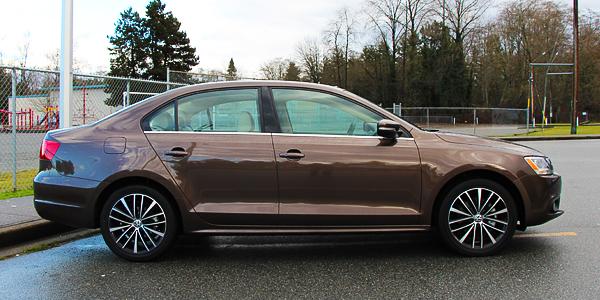 2014 Volkswagen Jetta Exterior Side