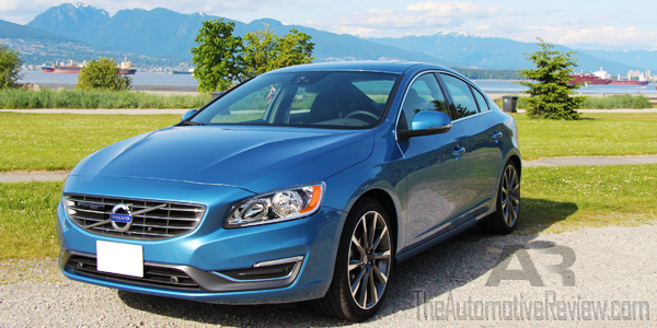 2015 Volvo S60 T5 The Automotive Review