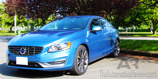 2015 Volvo S60 T5 Exterior Front Side Left