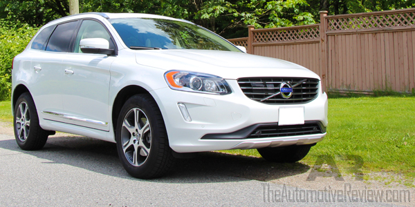 2014 Volvo XC60 T6 AWD Exterior Front Side Featured