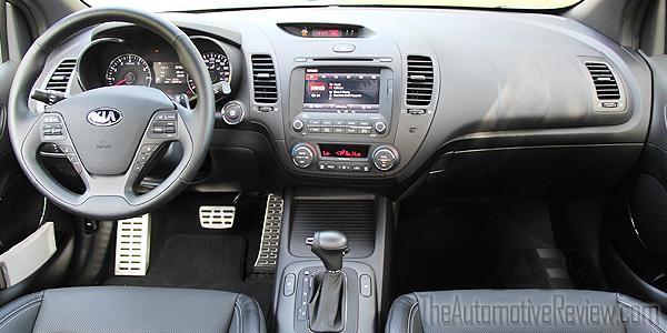 2014 Kia Forte Koup Interior Dash