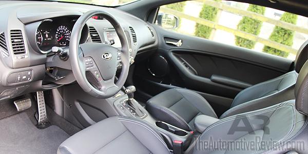 2014 Kia Forte Koup Interior Seating