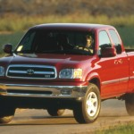 After diddling around with the T100, an almost-full-size pickup that was bigger than the mid-size Tacoma but smaller than the Ford F-series, Chevy Silverado, and Dodge Ram, Toyota finally took on the Americans with the Tundra, its first full-size truck. Challenging the Americans in the highest-profit, highest-volume segment they still dominate was a daring move, and it's still an experiment that's waiting to pay off.