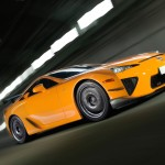 Toyota aims to build the best car in the world and winds up with this $ 375,000 carbon-fiber flying wedge with a 4.8-liter V-10 featuring 72-degrees between its cylinder banks, a 9000-rpm redline, a 9500-rpm fuel cutoff, and 553-horsepower at a screaming 8700 rpm. It was ridiculous in all the best possible ways.