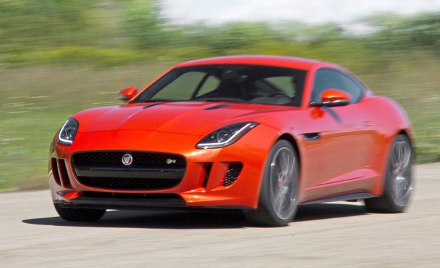 2015 Jaguar F-type R Coupe Tested: A Truly Great Car—Period