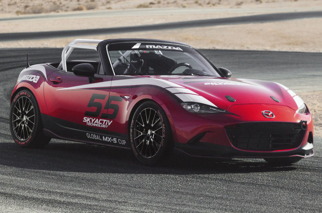 Mazda MX-5 Cup Racing Concept