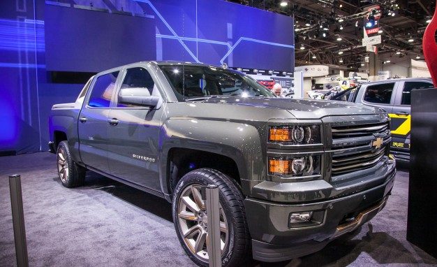 Chevy Whips Up Mighty Fine-Looking 'Burban, Tahoe, and Silverado for SEMA | The Automotive Review