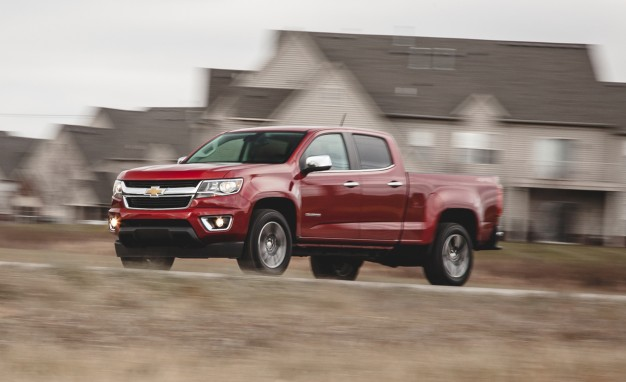 2015 Chevrolet Colorado LT 4x4